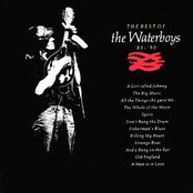 A Man Is In Love by The Waterboys