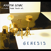 Martin Levac: A Visible Jazz Touch of Genesis