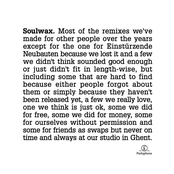 Soulwax: Most Of The Remixes...