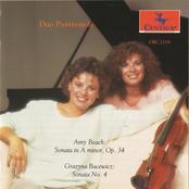 Bacewicz: Violin Sonata No. 4 - Beach: Violin Sonata in A minor, Op. 34