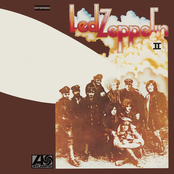 Led Zeppelin II cover art