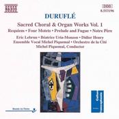 Durufle: DURUFLE: Requiem / 4 Motets / Prelude and Fugue