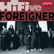 Rhino Hi-Five: Foreigner