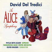 Tanglewood Music Center Orchestra: David Del Tredici: An Alice Symphony