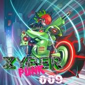 XYBER PUNK 009