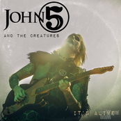 John 5 and The Creatures: It's Alive