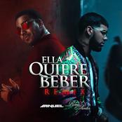 Anuel AA: Ella Quiere Beber (Remix)