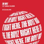 THE BOYZ 1st Single Album (THE SPHERE)