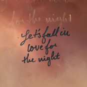 Let's Fall in Love for the Night - Single
