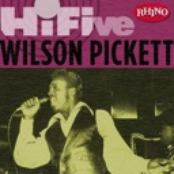 Rhino Hi-Five: Wilson Pickett cover art