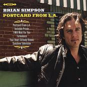 Brian Simpson: Postcard From LA