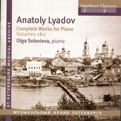 Lyadov: Complete Works for Piano, Vols. 1 & 2