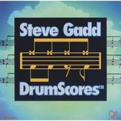 Steve Gadd: Drumscores