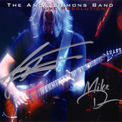 Andy Timmons Band: Live Resolution