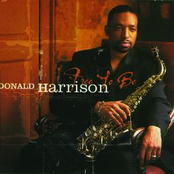 Donald Harrison: Free To Be