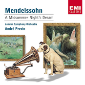Mendelssohn: Violin Concerto No. 2 / A Midsummer Night's Dream