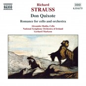 Also Sprach Zarathustra: STRAUSS, R.: Don Quixote / Romance for Cello and Orchestra