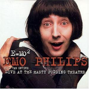 Emo Philips: E=MO2 Live at the Hasty Pudding Theater