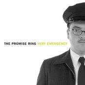 The Promise Ring - Very Emergency Artwork