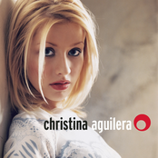 Christina Aguilera cover art