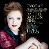 Rachel Barton Pine: Dvořák; Khachaturian: Violin Concertos