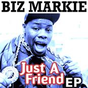 Biz Markie: Just A Friend - EP