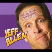 Jeff Allen: Three Word Vocabulary