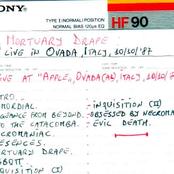 Live Tape '87