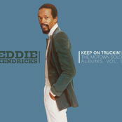 The Eddie Kendricks Collection, Volume 1 cover art