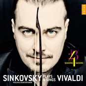 Sinkovsky plays and sings Vivaldi
