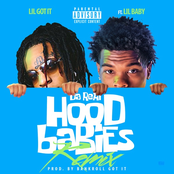 Da Real HoodBabies (feat. Lil Baby) [Remix]  - Single