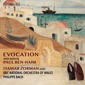 Itamar Zorman: Evocation