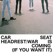 War Is Coming (If You Want It) - Single