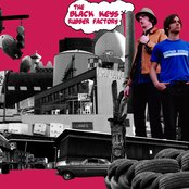 Album cover of Rubber Factory, by The Black Keys