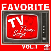 Favorite TV Theme Songs Vol. 1 ジャケット写真