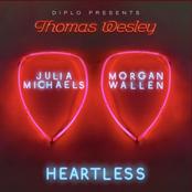 Heartless (with Julia Michaels & Morgan Wallen)