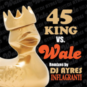 Wale: Scion  A/V Remix Project: 45 King (Part 1)