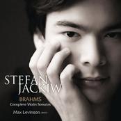 Stefan Jackiw: Brahms Complete Violin Sonatas