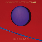 Todo Homem (Ao Vivo) [feat. Caetano Veloso, Moreno Veloso & Tom Veloso] - Single
