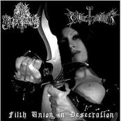 Filth Union In Desecration (Split)