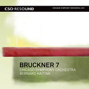 Chicago Symphony Orchestra: Bruckner: Symphony No. 7