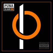 PUNA 10 JAAR - EP