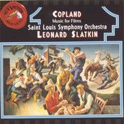 Leonard Slatkin: Copland: Music For Films