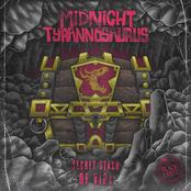 Midnight Tyrannosaurus: Secret Stash Of VIPs