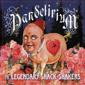 The Legendary Shack Shakers: Pandelirium