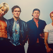 Red Hot Chili Peppers 90bd12e4562644bf8c0fe2d9f1eaa045