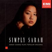 Sarah Chang: Simply Sarah