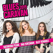 Ally Venable: Blues Caravan 2019