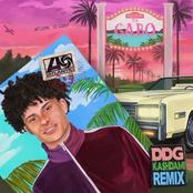 Cabo (feat. DDG & KA$HDAMI) [Remix] - Single