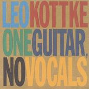 Leo Kottke: One Guitar, No Vocals